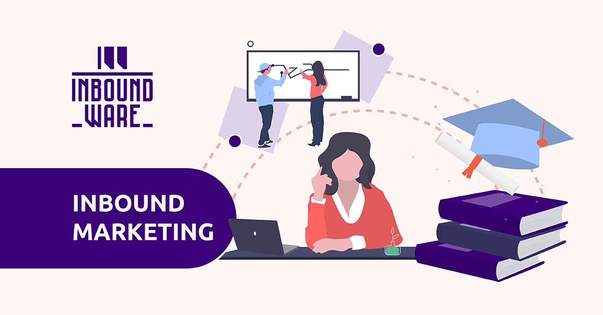 Inbound Marketing para ensino e formação profissional