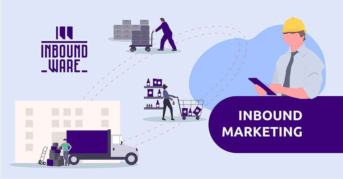 Inbound Marketing no comércio e indústria