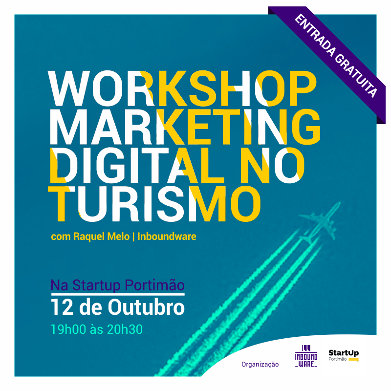 Workshop de Marketing Digital no Turismo, Startup Portimão