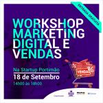 Workshop Marketing Digital e Vendas