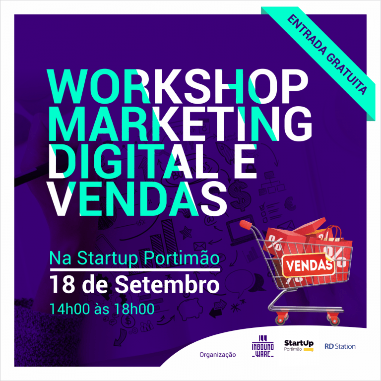 Workshop Marketing Digital e Vendas
