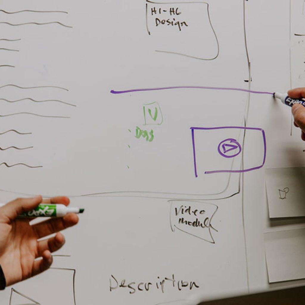 As etapas do processo criativo na produção de conteúdos