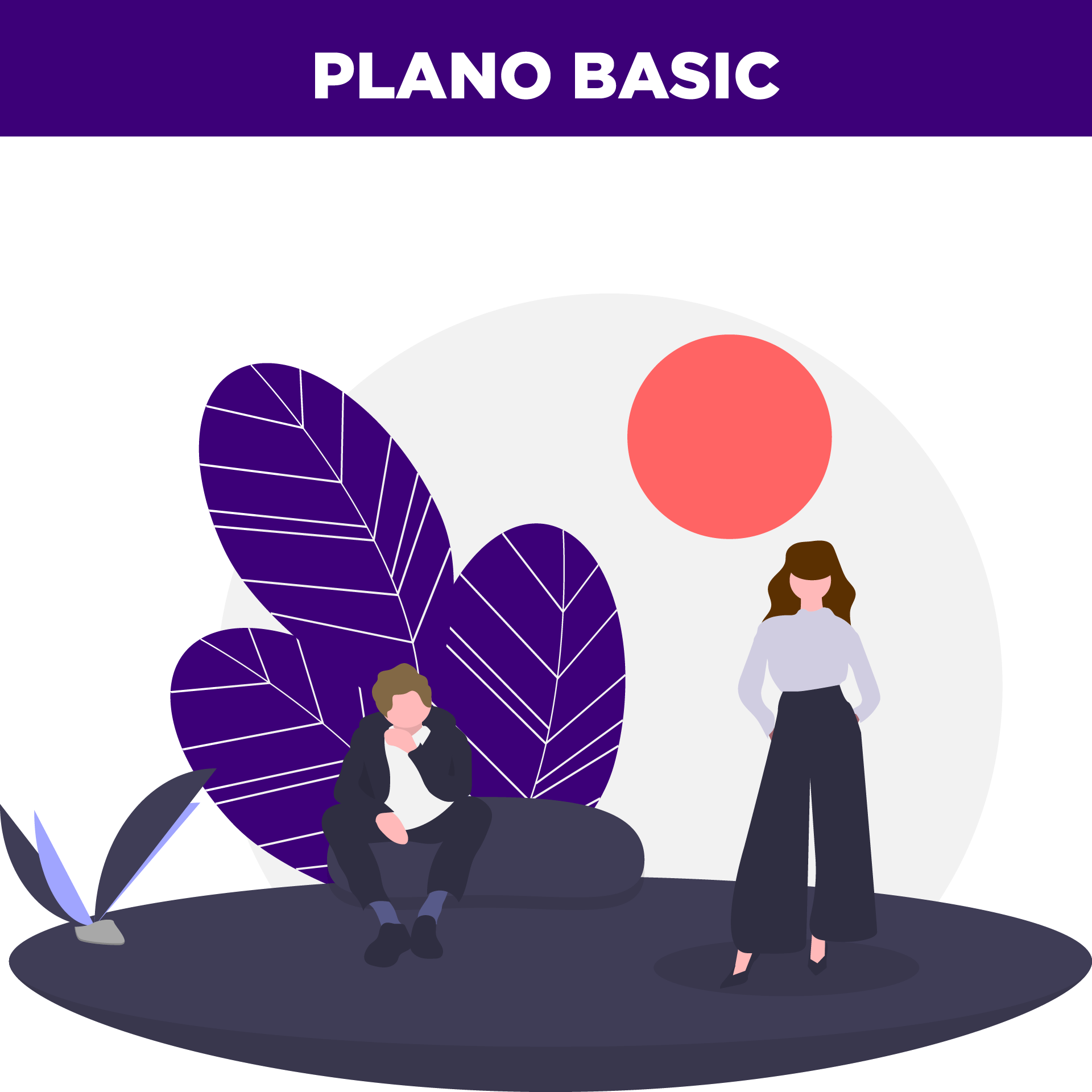 Plano Inbound Marketing Basic