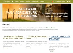 Homepage Softimbra
