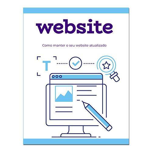Como manter o seu website atualizado